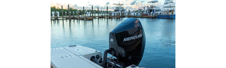 Moteur bateau Mercury ® - Nouveau V6 3.4L 175 à 225 CV