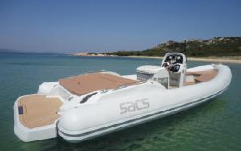 Vente Semi rigide SACS STRIDER 8 In Bord & Hors bord