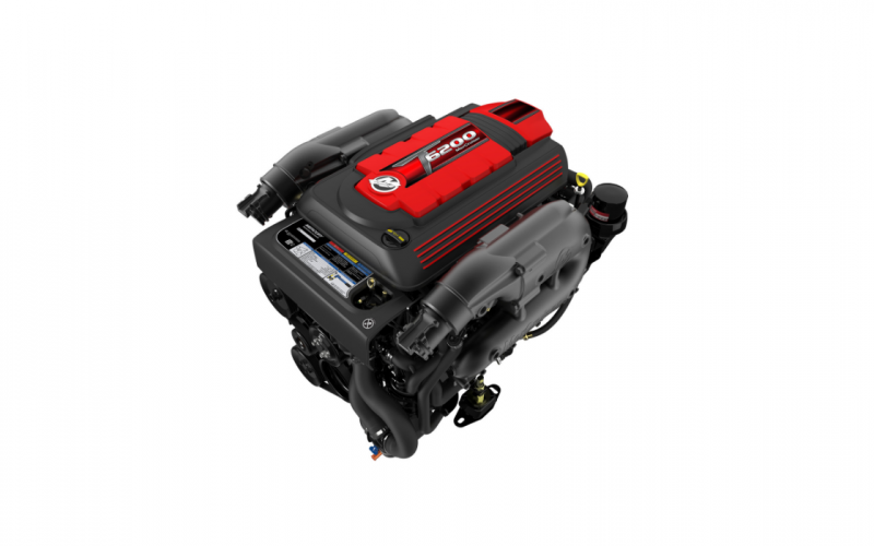 Moteur Mercruiser Sterndrive inboard 6.2 L - essence