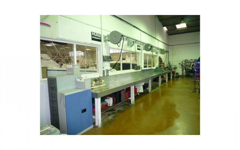 Atelier entretien - réparation Top Fun : SAV moteur Mercury ®