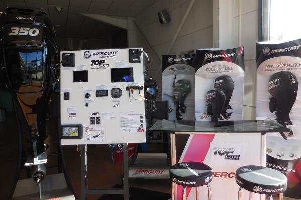 La nouvelle Instrumentation Smartcraft en Expo