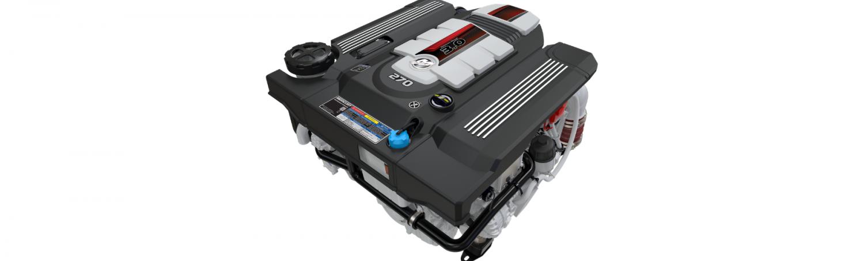 Vente Moteur bateau neuf - Mercruiser Diesel
