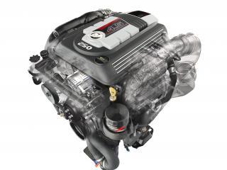 Mercruiser 4.5 L - moteur Sterndrive essence