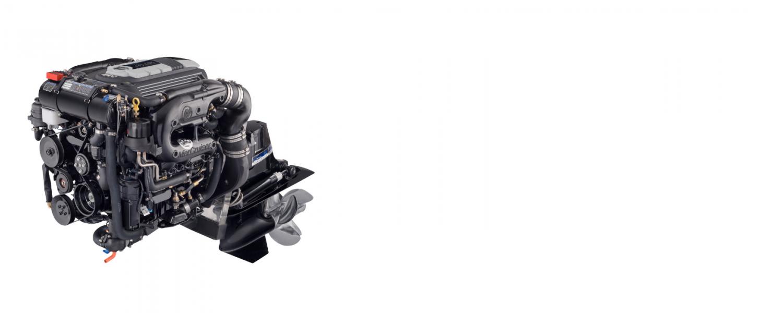 Opération remotorisation - Moteur Inboard Mercruiser